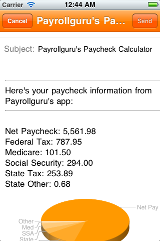 payrollguru ios payroll applications and free paycheck calculators